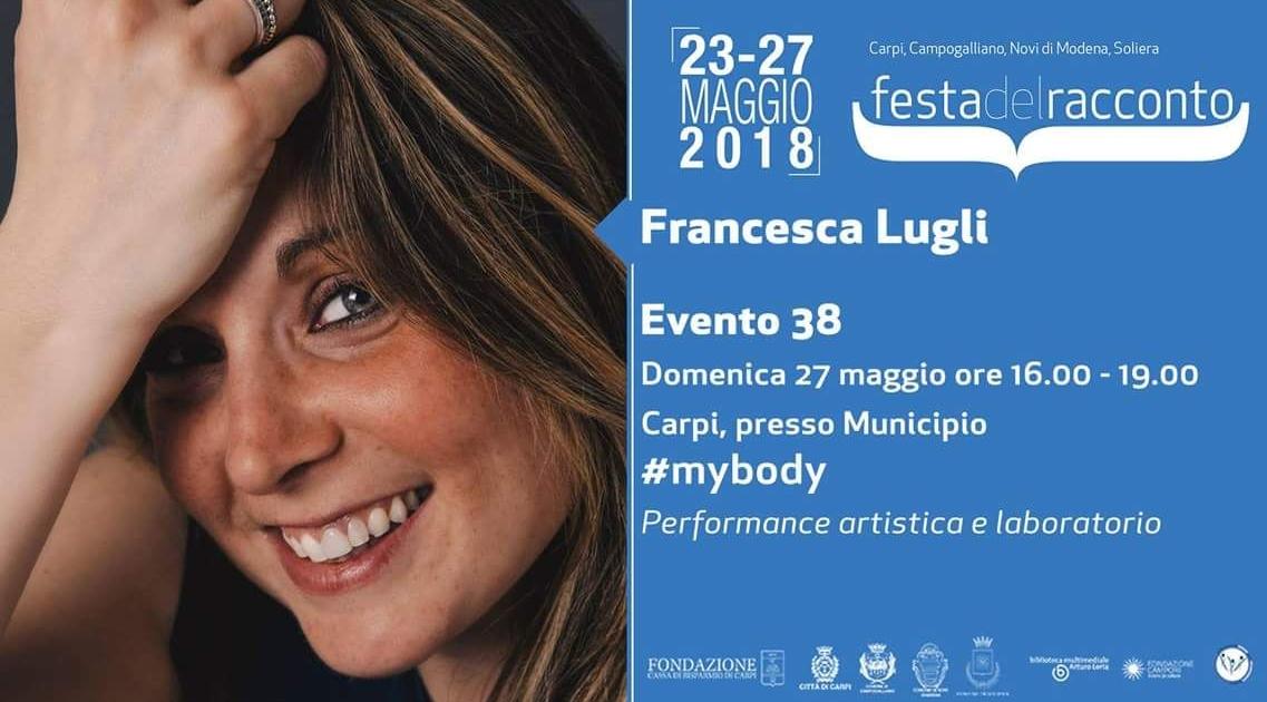 Festival del Racconto 2018